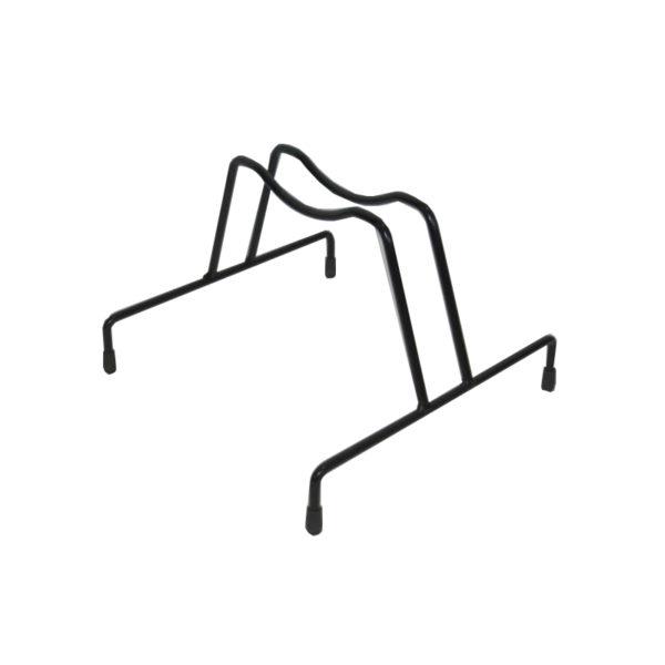 porta biciclette a pavimento