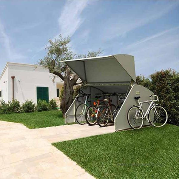 box per biciclette e moto