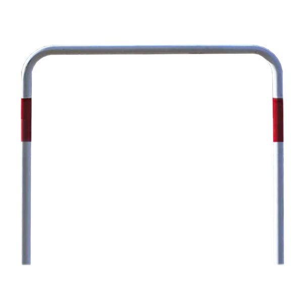 barriera parapedonale senza traverso