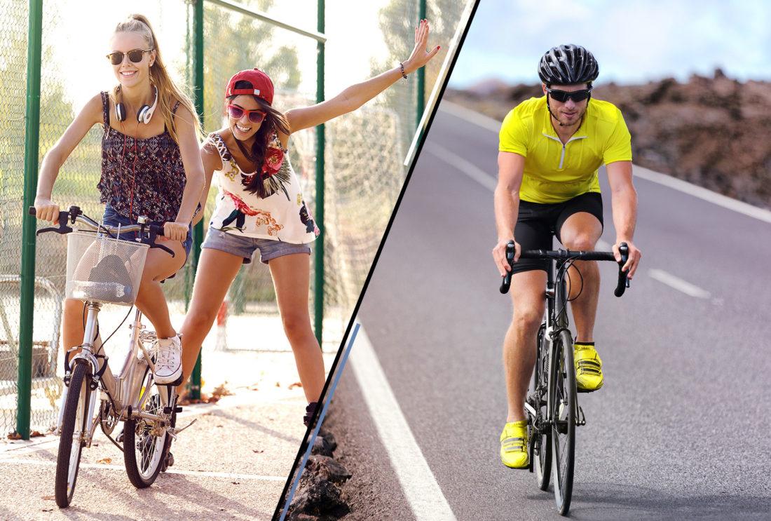 Il mondo dei ciclisti