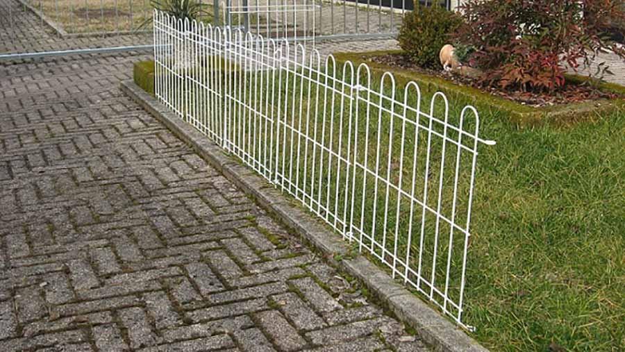 recinzioni per aiuole